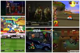 Video Game Retro PSX Classic 10 em 1