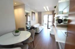 Apartamento em Colônia Rio Grande, São José dos Pinhais/PR de 41m² 1 quartos à venda por R