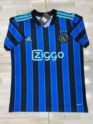 Camisa Ajax Adidas Temp 21/22 Entrego