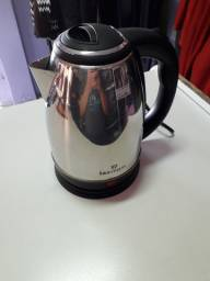 jarra elétrica de inox 1,8 litros