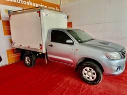 Toyota Hilux 3.0 4x4 c/ Baú