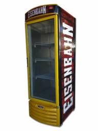 Freezer cervejeiro porta de vidro