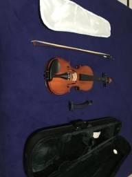 Violino Michael VNM40 novo com acessórios