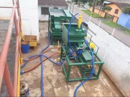 Máquinas para Garimpo - Planta Móvel