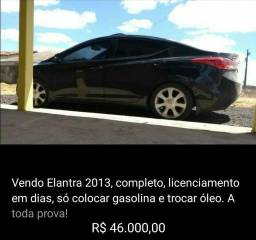 Hyundai Elantra - 2013