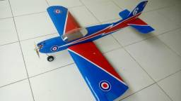 Aeromodelo Asa baixa Calmato Cod.248 - Sem eletrônica