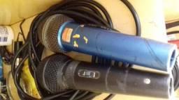 Microfone akg e pedal