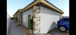 Casa Itanhaém - 145 mil - Lado Praia