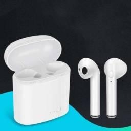 Lançamento Mini Fone de Ouvido Wireless Bluetooth Portátil Mãos Livres