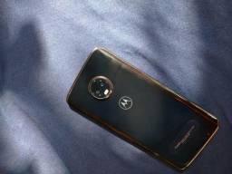 Motorola G6plus semi novo!!1000