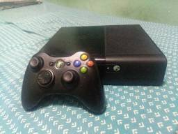 Xbox 360 super slim Travado Venda rápida