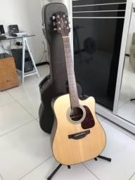 Violão Takamine gd15ce ns + Hard Case Luxo Vogga