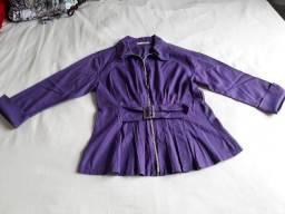 Blusa estilo casaquinho