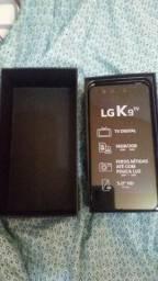 LG k9tv zero na cx pego celular menor valor