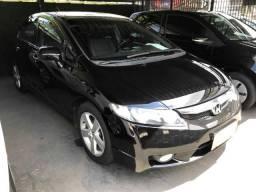 HONDA CIVIC 2009/2010 1.8 LXS 16V FLEX 4P AUTOMÁTICO - 2010