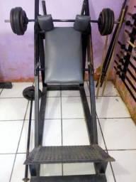 Máquinas para musculação