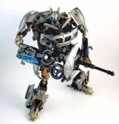 Transformers Jazz Carro Moto Autobot Boneco Lennox Hasbro