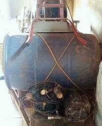 Vendo máquina para perfuração de mini poço artesiano!