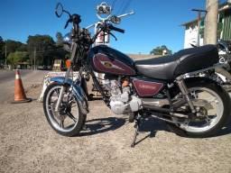Moto 125 , HART FORD , 2019 PAGO , leia anúncio, ate 12 vzs cartão - 1999