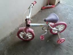 Bicicleta infantil farinha kids!