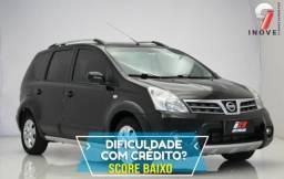 Nissan Livina Score Baixo Pequena Entrada - 2015