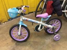 Bicicleta infantil nunca andou