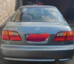 Honda Civic 2000.desapegando mecânica ótima - 2000