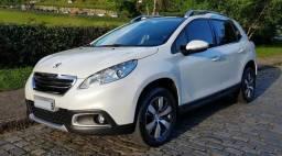 Peugeot 2008 Griffe 1.6 Automatico, Branco Nacre - 2016