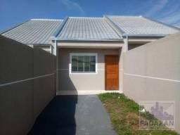 Casa com 2 dormitórios à venda, 47 m² por R$ 215.000,00 - Sítio Cercado - Curitiba/PR
