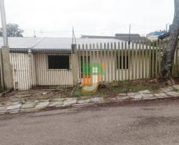 Casa com 2 dormitórios para alugar, 62 m² por R$ 850,00/mês - Capão Raso - Curitiba/PR