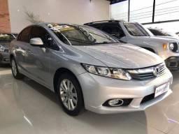 CIVIC 2013/2013 1.8 LXS 16V FLEX 4P AUTOMÁTICO