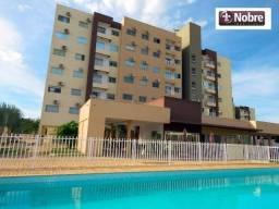 Apartamento com 2 dormitórios para alugar, 62 m² por R$ 920,00/mês - Plano Diretor Sul - P