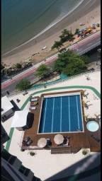 Loft 1409 até dezembro com academia e piscina no condomínio