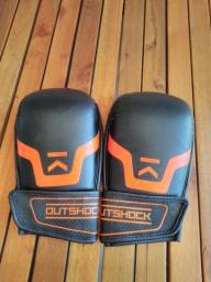 Luvas para artes marciais