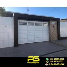 Casa com 3 dormitórios à venda por R$ 350.000,00 - Ernesto Geisel - João Pessoa/PB