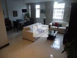 Apartamento com 3 dormitórios à venda, 138 m² por R$ 850.000