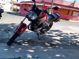Moto ybr Factor 125  08/09