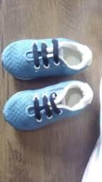 Sapato infantil da Pimpolho
