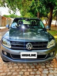 Amarok highline 4x4 diesel - 2011