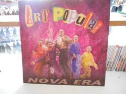 Lp art popular -nova era