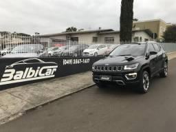 COMPASS 2018/2018 2.0 16V DIESEL LIMITED 4X4 AUTOMÁTICO - 2018