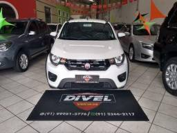 Fiat Mobi Way 1.0 2016/2017 Completo - 2017