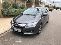 Honda City EXL 2017 1.5 Automático - 2017