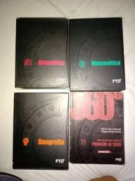 Livros coleção 360° editora FTD