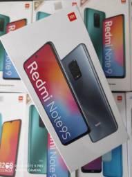 Redmi Note 9S da Xiaomi. Novo Lacrado# com garantia e entrega imediata. cartão