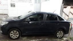 Fiat grand Siena atractive azul buzio 1.4 8vauvula 2015