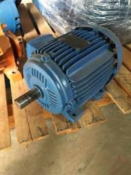 Motor elétrico trifásico 3 cv 1150 Rpm