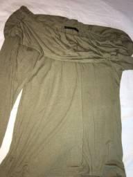 Blusa de manga longa tng