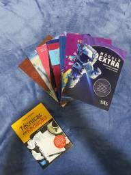Kit de Livros Pré-Vestibular SAS