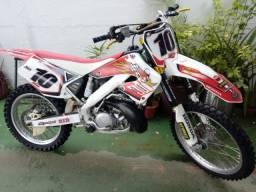 Moto Motocross Honda CR-250